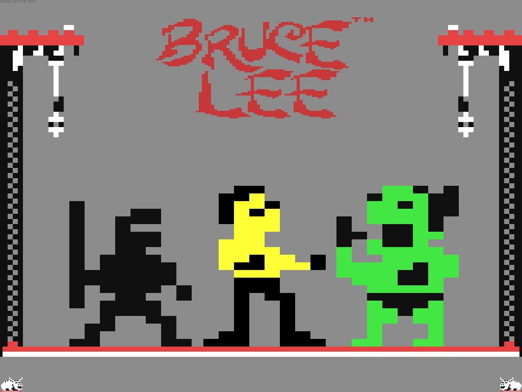 Bruce Lee - Ein Kultgame! (Bild: Jens Sommerfeld)