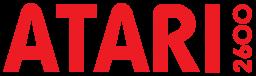 Das Logo der Atari VCS 2600 Konsole in den 1980er Jahren. (Bild: René Achter)