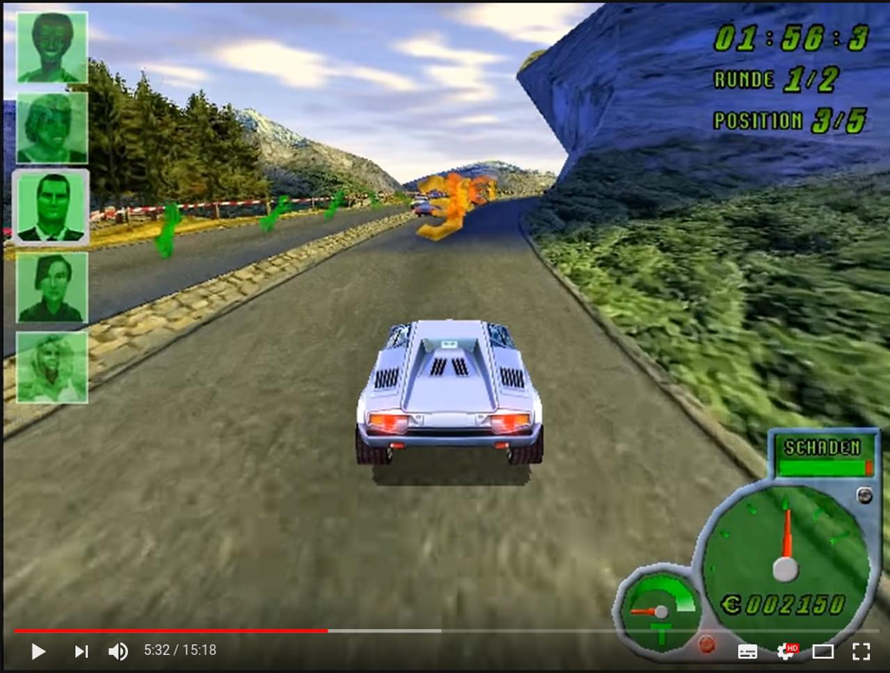 """Mit Let's Plays und Videos rund um Spiele und Technik betrieb ich bis 2018 einen Kanal unter dem Namen """"kepu94"""", hier ist das Let's Play zum Rennspiel """"Autobahn Raser III: Die Polizei schlägt zurück"""" aus dem Jahr 2013 zu sehen. Gespielt wurde hier auf einem Pentium-III-PC."""