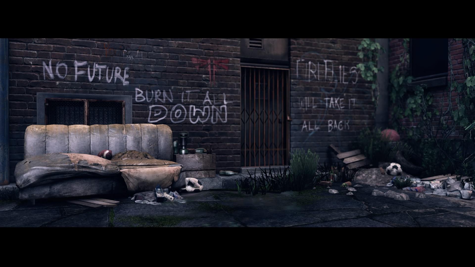 """Obwohl die Welt aus """"The Last of Us"""" so trostlos wirkt, bietet sie große Hoffnung für mich. (Bild: Marina Schölzel, erstellt mit Photomode des Spiels)"""