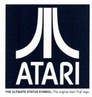 Ein frühes Logo von Atari. (Bild: Atari)