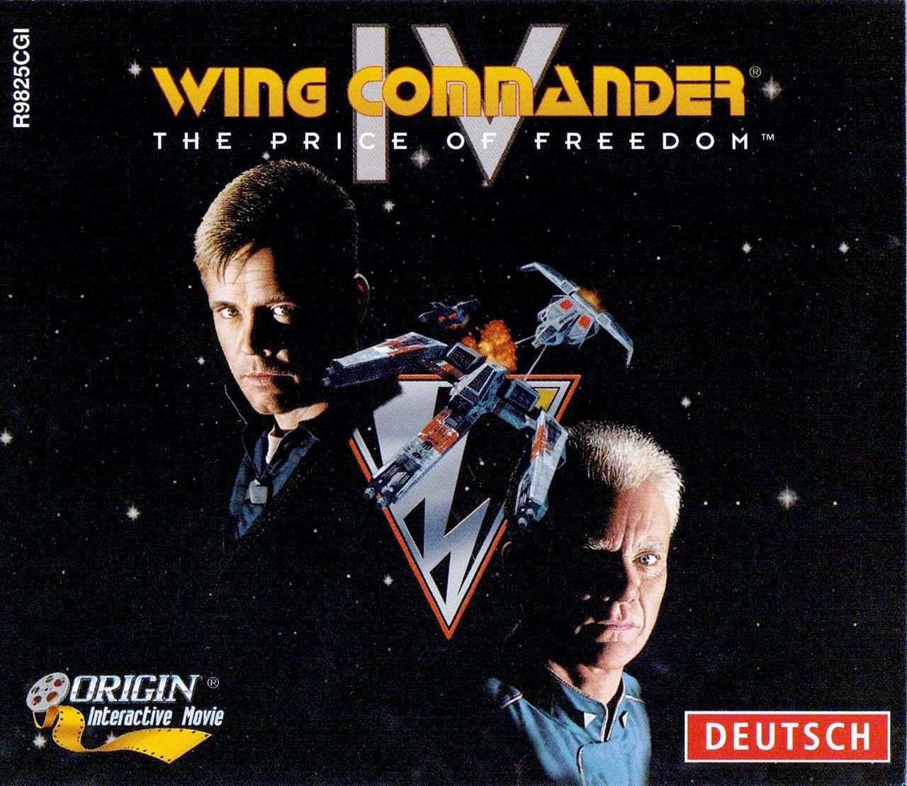 Wing Commander: das Videospiel wird zum interaktiven Filmerlebnis. (Bild: Origin Systems)