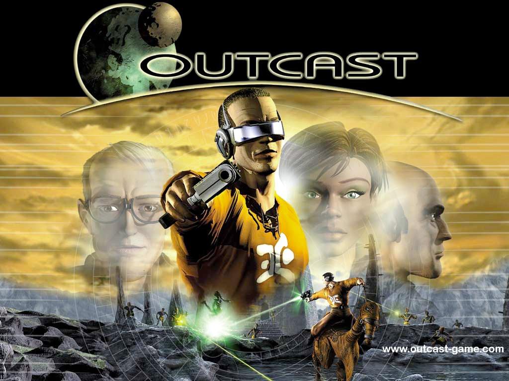 Outcast von Appeal. Unterschätzter Hit von 1999 auf Basis der weitgehend unbekannten Voxel-Engine. (Bild: Appeal)