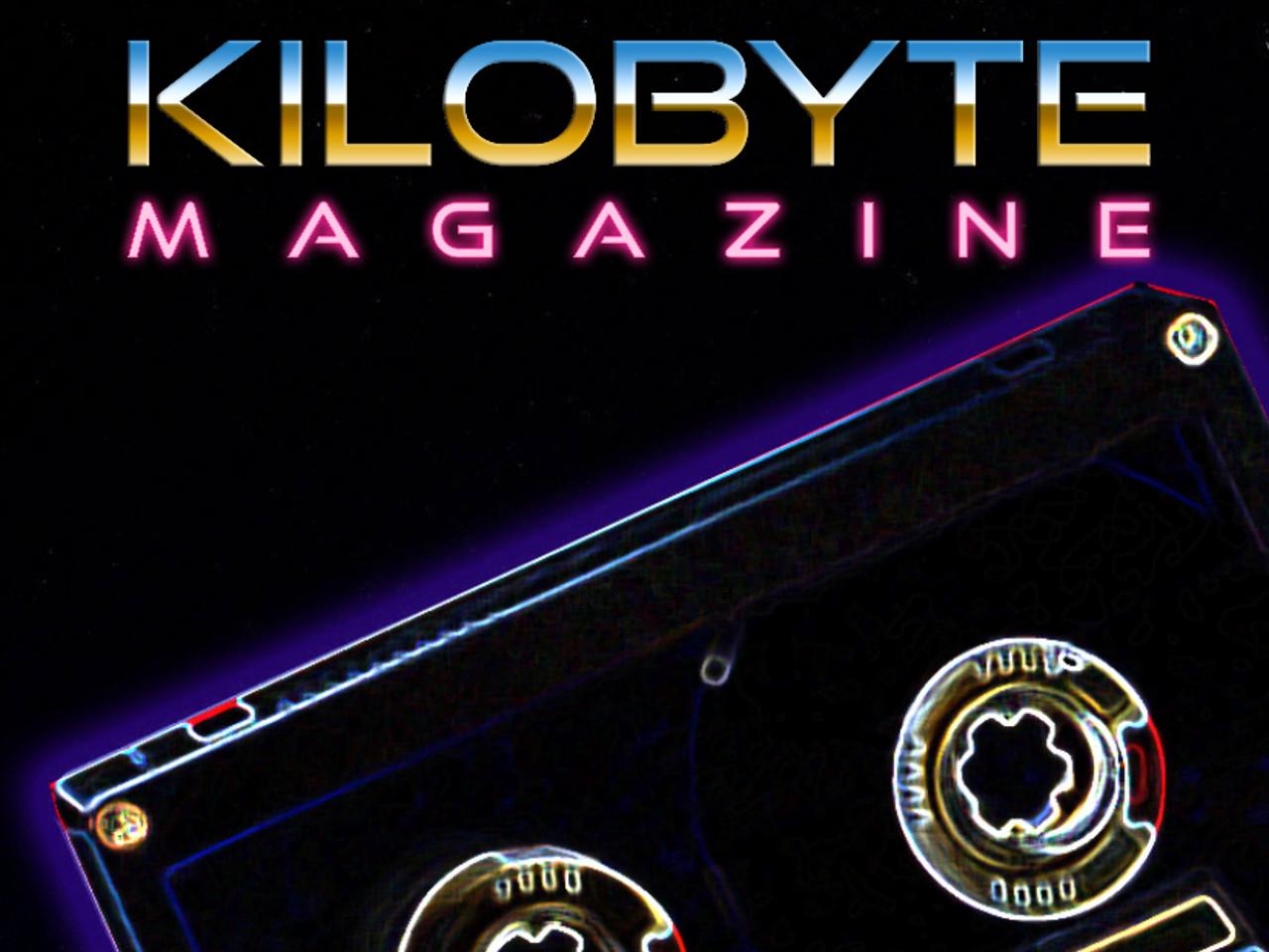 "Seit 2016 gibt Boris das ""Kilobyte Magazine"" heraus. (Bild: Boris Kretzinger)"