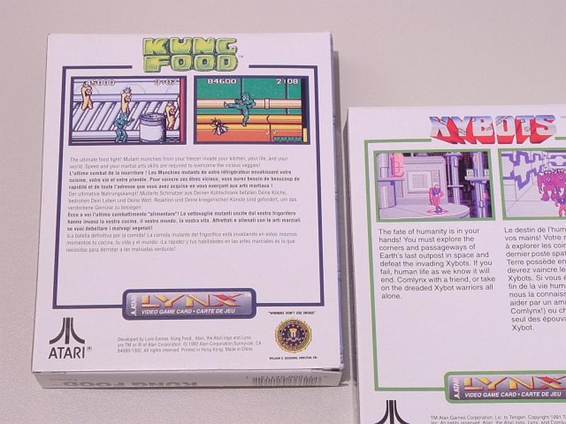 Illustrationen und Beschreibungen auf der Rückseite. (Bild: André Eymann)