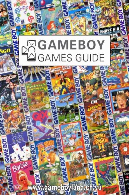 Die zweite Ausgabe des Game Boy Games Guide von 2007 enthält über 630 Spieltitel. (Bild: Game Boy Land)