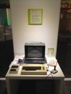 "Der ""Volkscomputer"" Commodore VC 20. (Bild: André Eymann)"