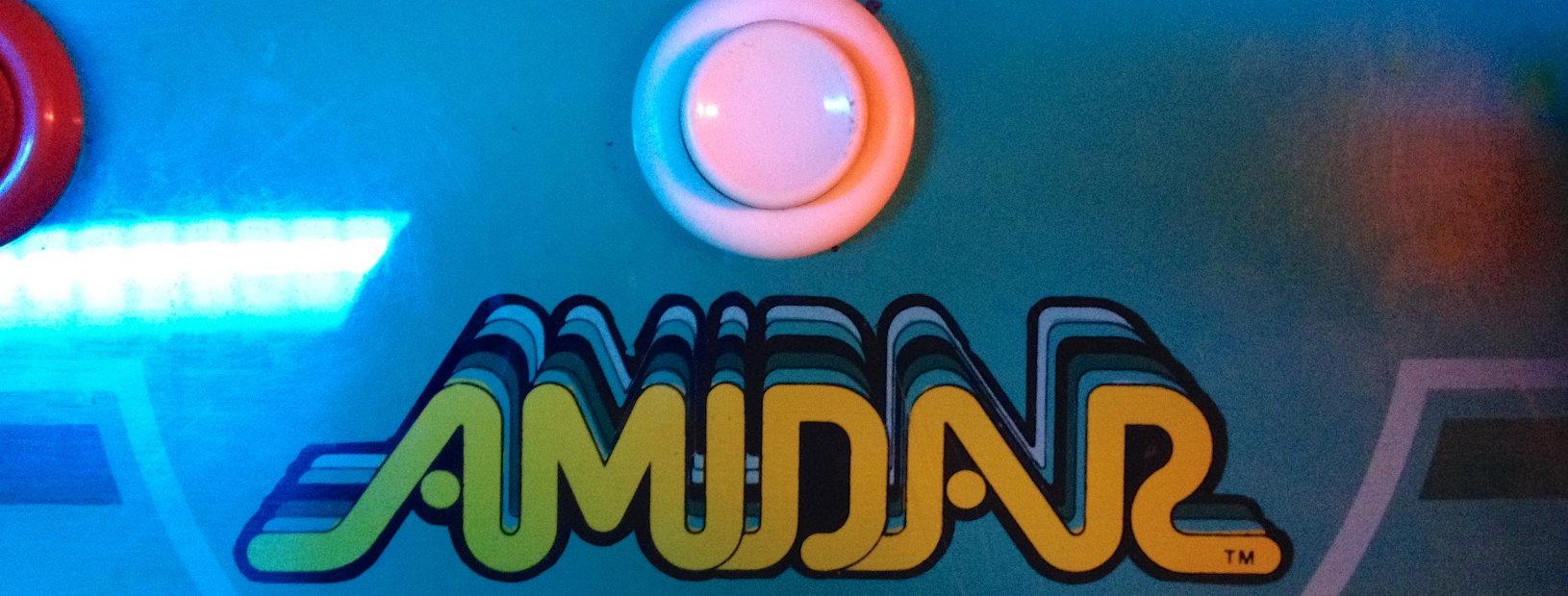 Detail aus dem Control-Panel von Amidar. (Bild: André Eymann)