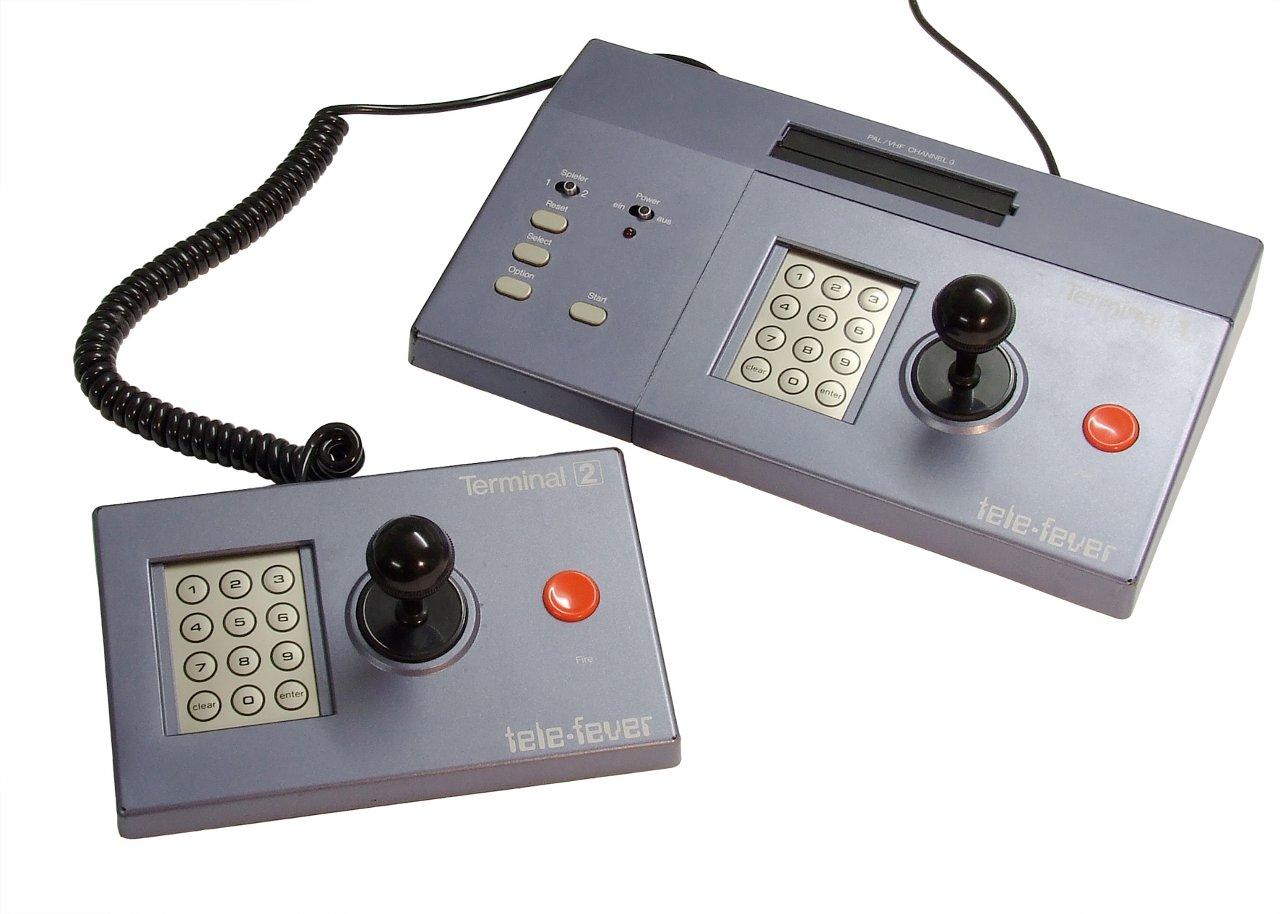 Hauptkonsole und separater Controller. (Bild: Claudio Lione)
