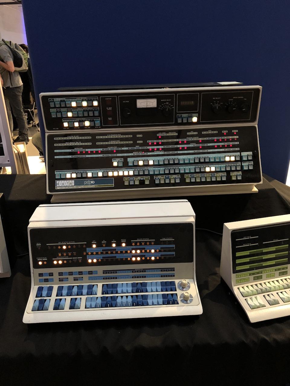 Ein PDP-10 von DEC. (Bild: Stefan Vogt)