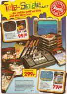 Cassetten bitte mitbestellen: das Fernseh-Multispiel für 299.- DM. (Bild: Guido Frank)