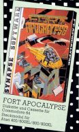 Werbung für Fort Apocalypse. (Bild: Vogel-Verlag, 1984)