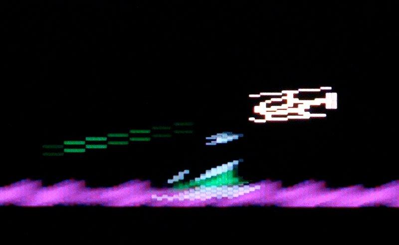 Fort Apocalypse ist ständig in Bewegung. Hier zu sehen: der Hubschrauber im Kampf mit einem feindlichen Panzer. (Bild: André Eymann)