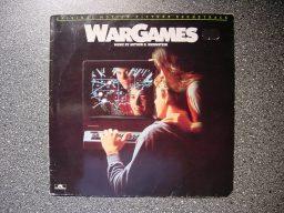 Der Wargames Soundtrack auf Vinyl. (Bild: Guido Frank)