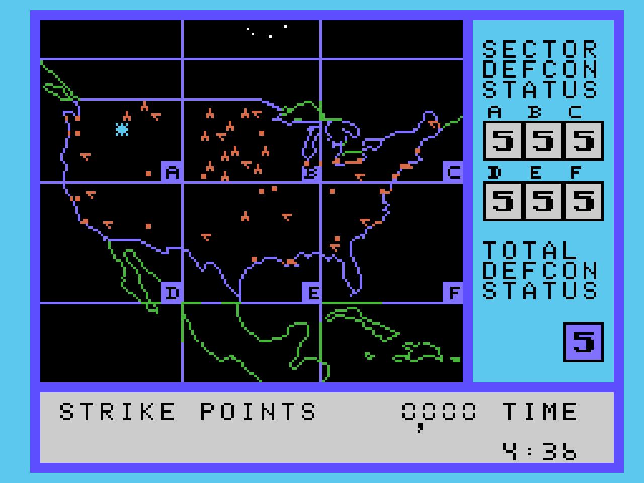 WarGames – A strange game. (Bild: André Eymann)