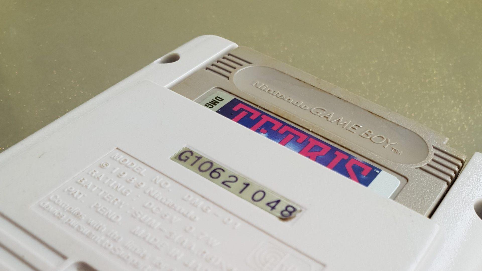 Tetris lag anfangs jedem Game Boy bei, was ihn auch für Eltern interessant machte. (Foto: Leopold Brodecky)