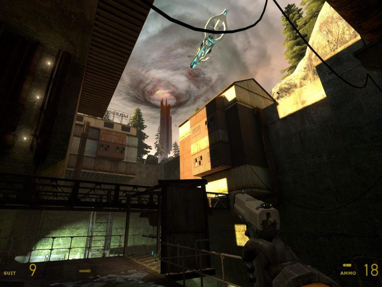 Half-Life 2 Mod: Year Long Alarm. (Bild: Robert Reiche)