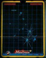 Minestorm: der eingebaute Asteroids-Klon des Vectrex. (Bild: Milton Bradley)