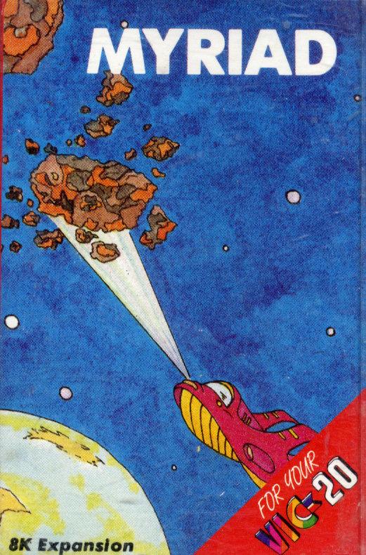 Das Cover der Spielkassette. (Bild: The Centre for Computing History)