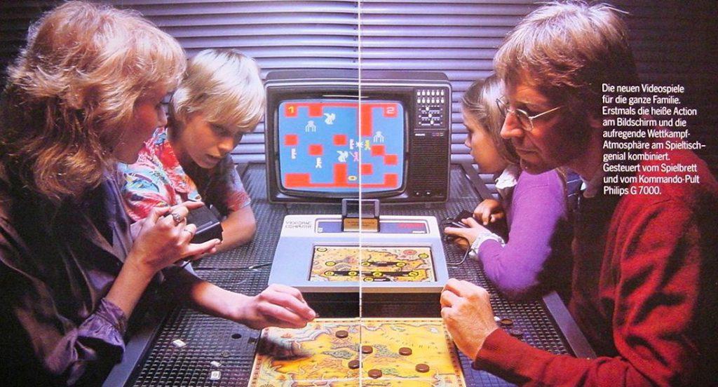 Ab sofort gibt es Action auf dem Spieltisch - Gesteuert vom Kommando-Pult Philips G 7000. (Bild: MB)