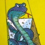 Die Kobra und der mögliche Schatz liegen dicht zusammen. (Bild: MB)
