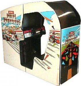 Steig ein: der Arcadeautomat von 1982. (Bild: Namco)