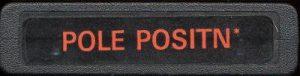Schreibfehler auf dem VCS 2600 Modul. (Bild: Namco)