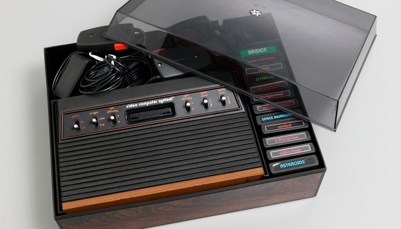 Atari-History-Reihe