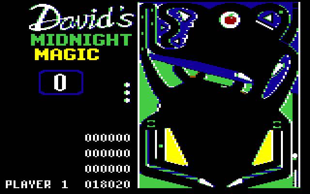 DAVID´S MIDNIGHT MAGIC - Hit auf den Heimcomputern. (Bild: Brøderbund Software)