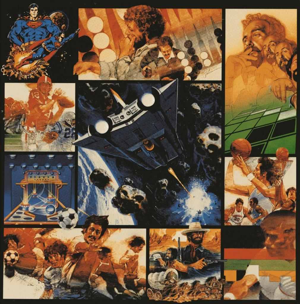 Aus dem Titelbild des amerikanischen Atari Age Magazines vom Mai/Juni 1982. (Bild: Atari)