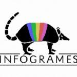 Das einstige Logo des europäischen Publisher Infogrames, noch vor der Übernahme von Atari. (Bild: Infogrames)