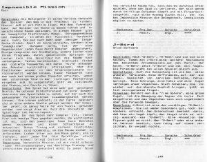 Leseprobe zu Impossible Mission aus dem zweiten C64-Spieleführer von Rombach. (Bild: Rombach Verlag)