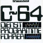 Rombachs C64 Dienstprogramme-Führer von Martin Scholer. (Bild: Rombach Verlag)