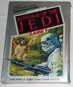 Die Verpackung zu Star Wars: Ewok Adventure. (Bild: Parker)