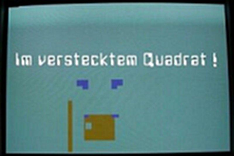 Adventure-Tipp 1: Im versteckten Quadrat. (Bild: Guido Frank)
