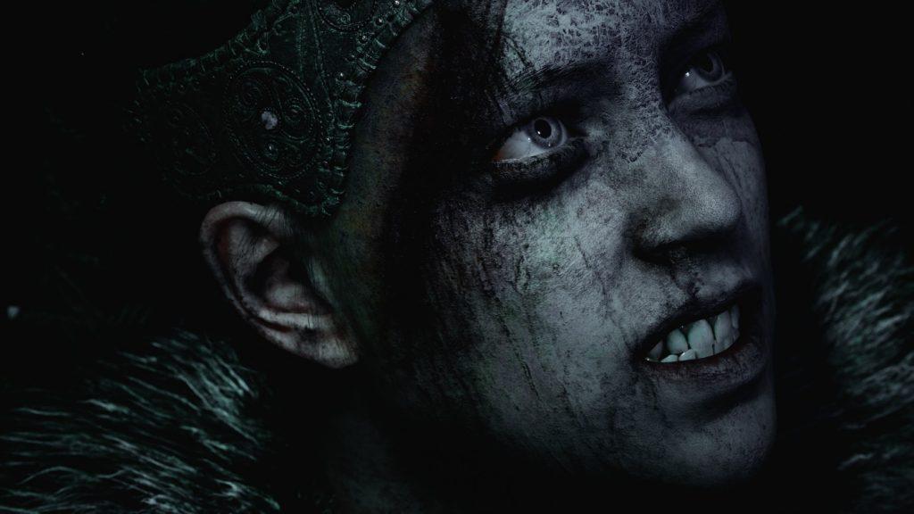 In Hellblade wird der Spieler mit der psychischen Krankheit von Protagonistin Senua konfrontiert. (Bild: Engadget)