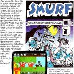 Smurf - Rettung aus Gargamels Schloß wurde 1982 veröffentlicht. (Bild: Peyo/CBS)
