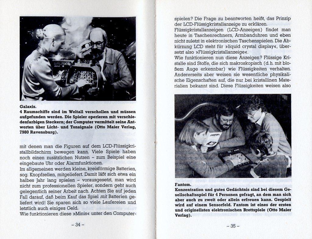 Leseprobe aus dem Kapitel Taschen- und Kleincomputerspiele. Knopfzellen werden mitgeliefert. (Bild: Falken Verlag)
