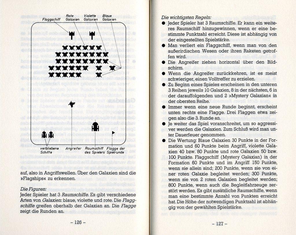 Leseprobe aus dem Kapitel So knackt man Computerspiele. Zum Schluss wird man unter Dauerfeuer genommen. (Bild: Falken Verlag)