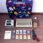 Die C64C Light Fantastic Edition kam 1990 in England auf den Markt. Sie enthielt eine Cheetah Defender 64 Lightgun und mehrere Spiele. (Bild: Domingo Fivoli)