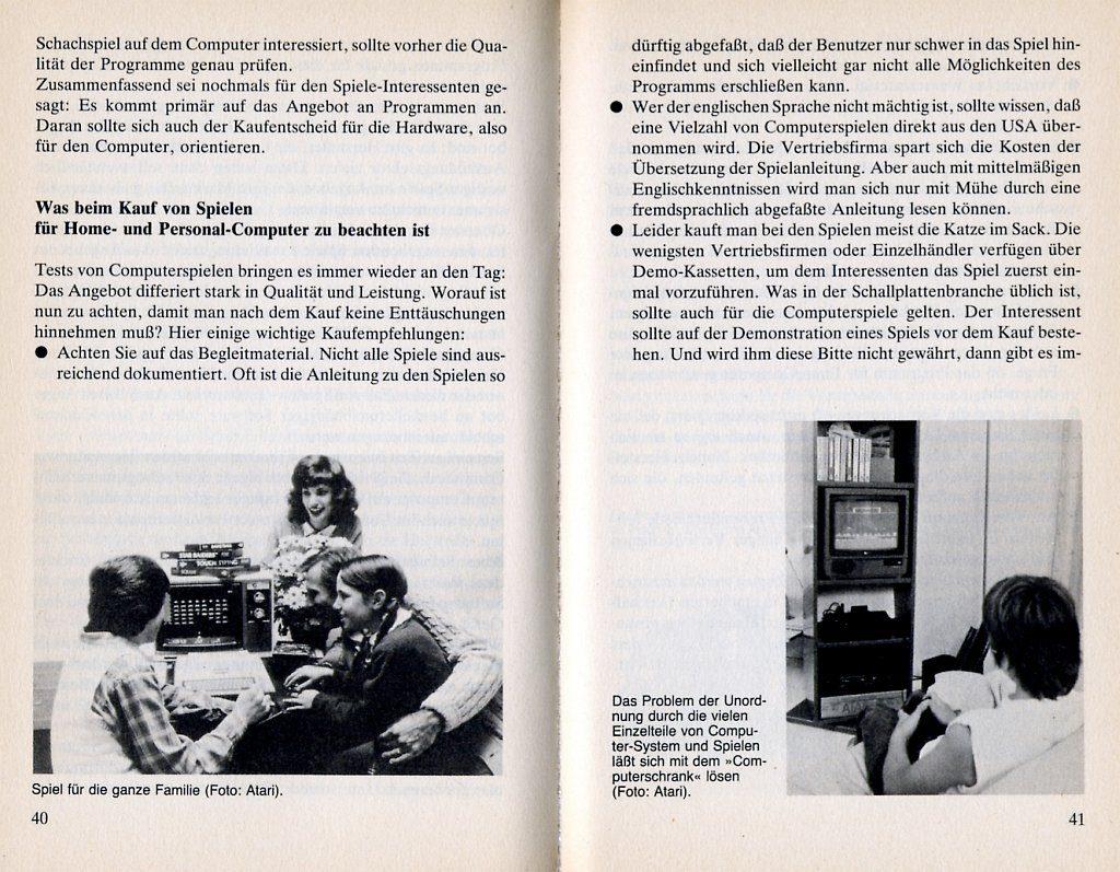 Leseprobe aus dem Kapitel Kaufberatung. Unordnung läßt sich mit dem Computerschrank lösen. (Bild: Knaur Verlag)