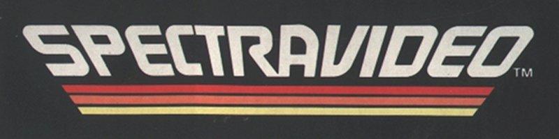 Diese Variante des Logos wurde auf vielen Spectravideo-Computern verwendet. (Bild: Wikipedia)