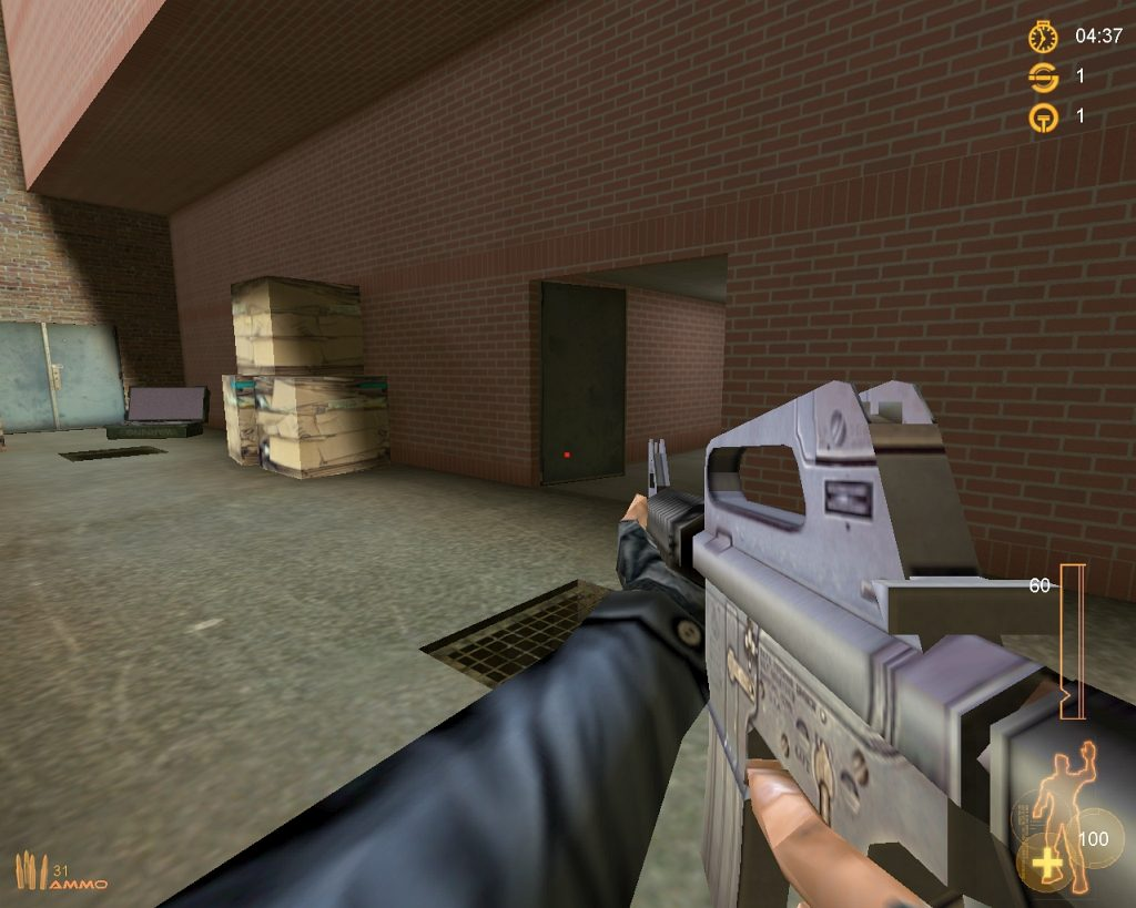 Strike Force 1.81 - Map: Texas Bank. (Bild: André Eymann)