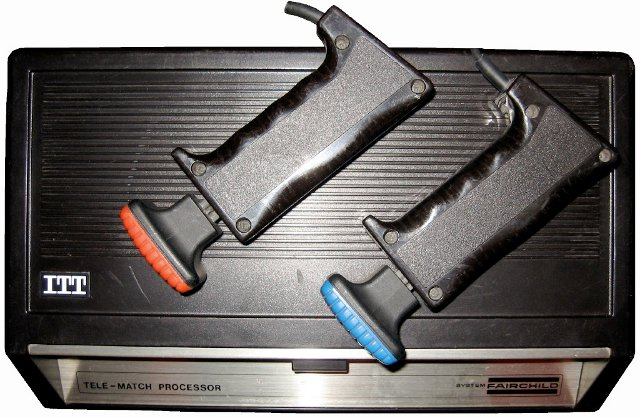 Das ITT Telematch Processor von 1978. (Bild: Torsten Othmer)
