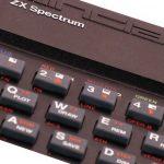 Heimcompter ZX Spectrum von Sinclair. Knauserige Ausstattung aber eine gewaltige Anzahl von Spiele-Meisterwerken. (Bild: Sinclair)
