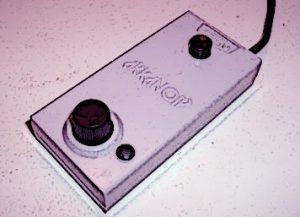 Taito Controller für das Spiel Arkanoid auf dem Nintendo Entertainment System. (Bild: Taito)