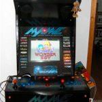 Mein eigenes Arcade-Cabinet, Wumpus, siehe homecomputermuseum-xanten.de, sei Dank. (Bild: Toddy S)