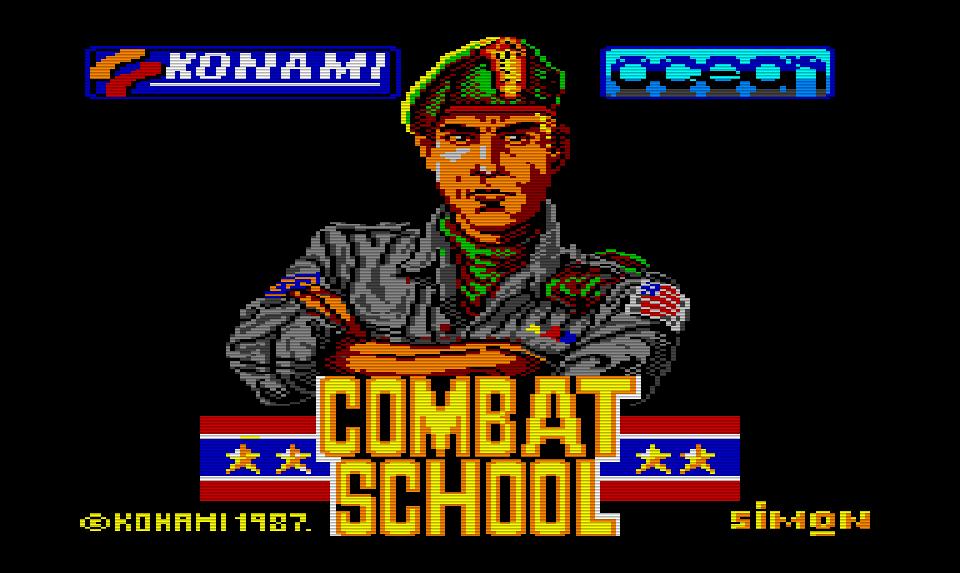 Combat School. (Bild: Ocean/Konami, 1987)
