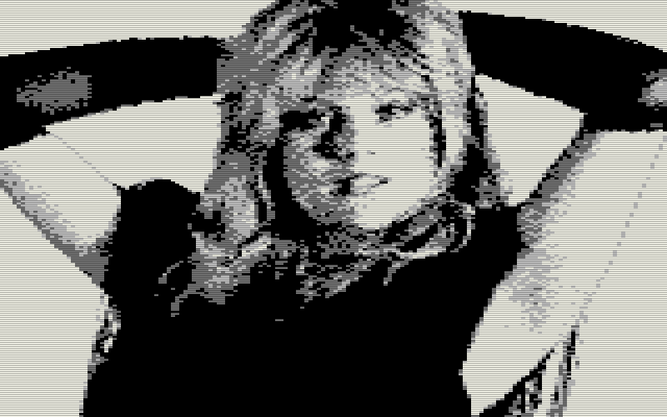 Samantha Fox Strip Poker. (Bild: Martech/Software Communications, 1986)