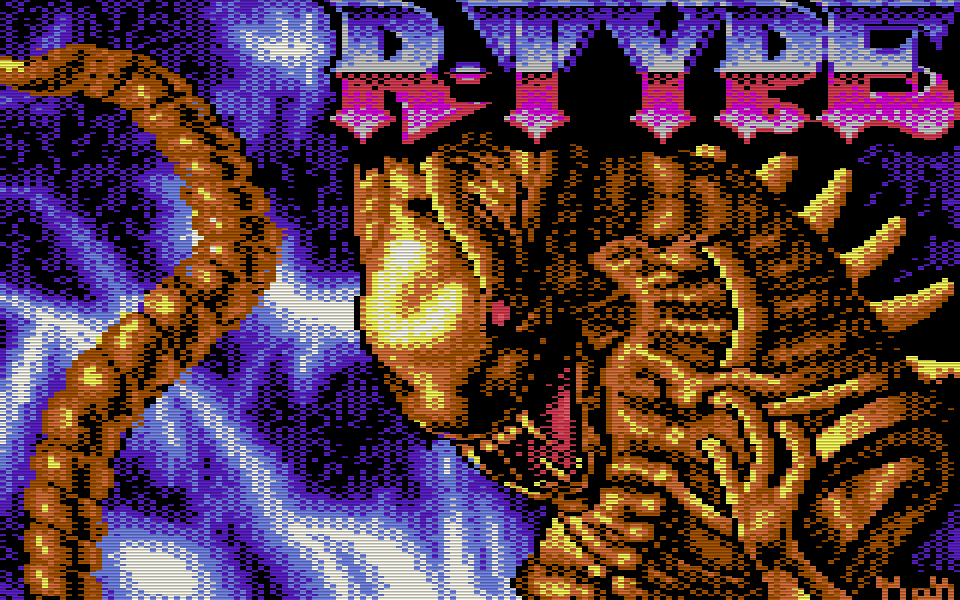 R-Type. (Bild: Electric Dreams/Irem, 1988)